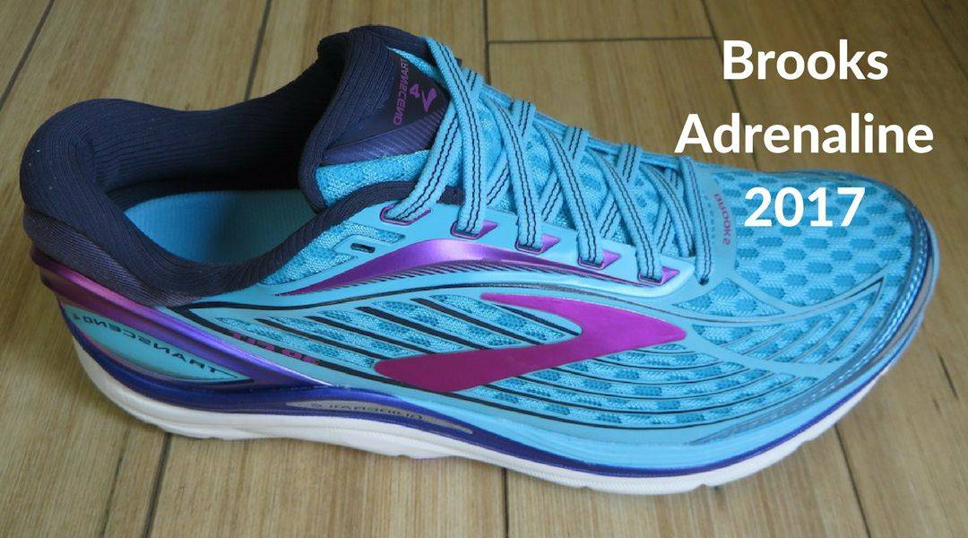 Brooks Adrenaline 2017
