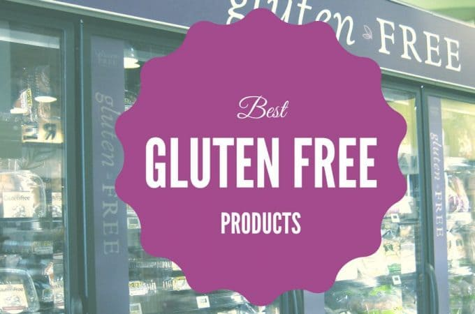 Best Gluten Free Products