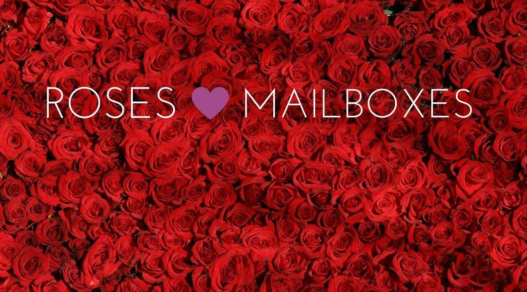 Flowers and Mailboxes