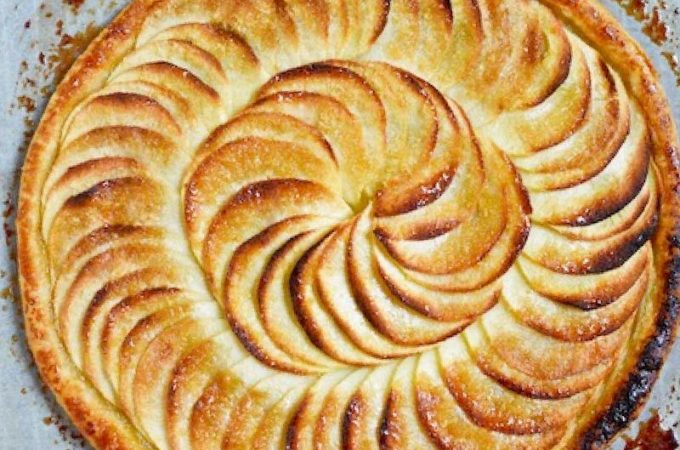 Easy Apple Galette (Tart) Recipe