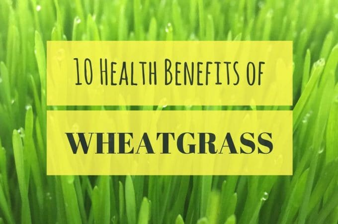 10 Health Benefits of Wheat grass