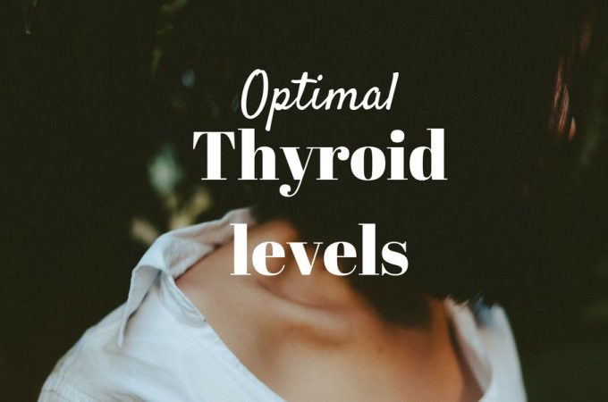 Optimal and Normal Thyroid Levels