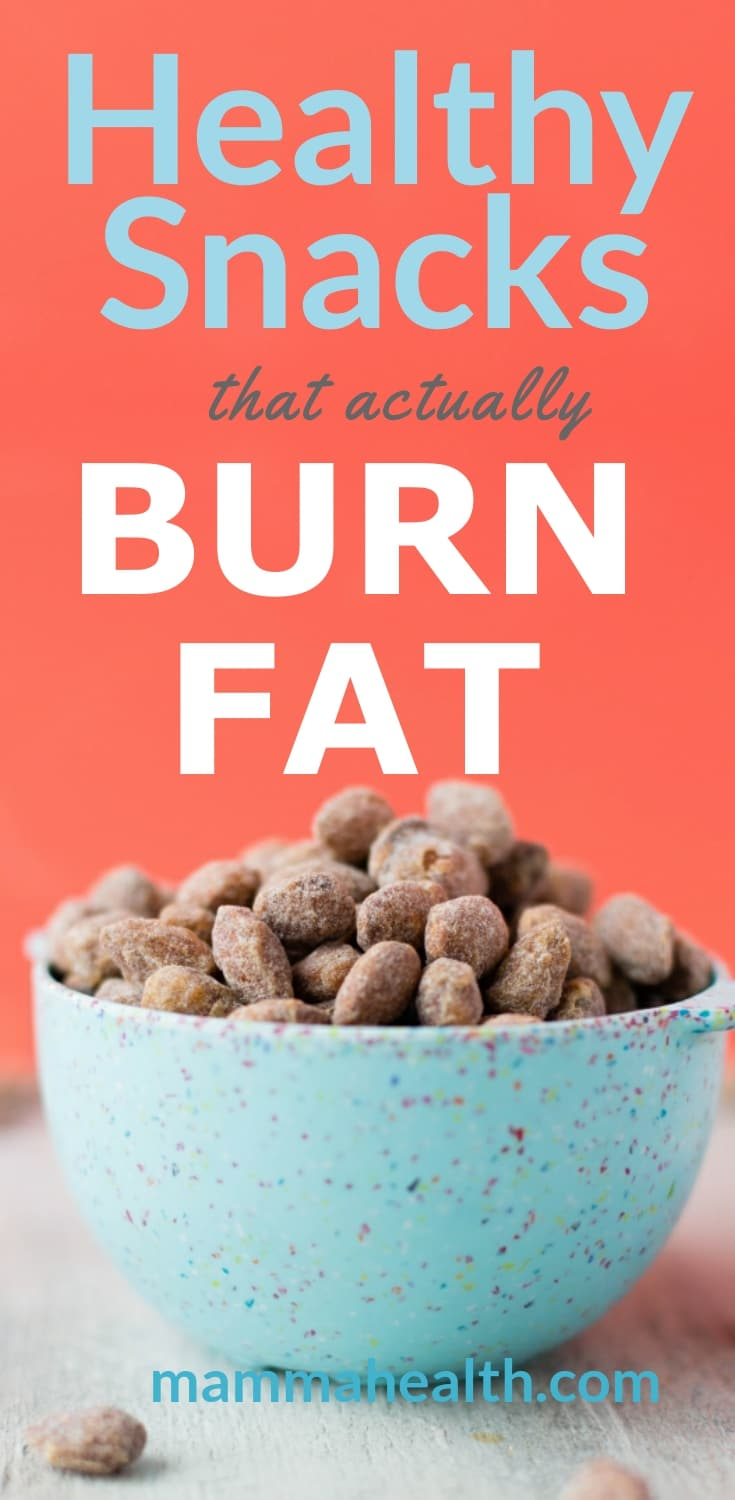 Snacks that burn fat