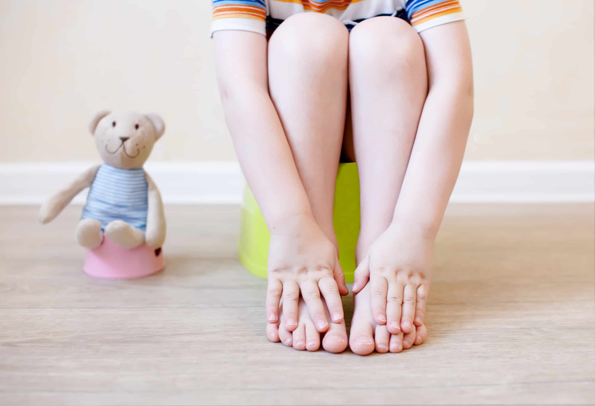 Potty-train your toddler in 3 days!